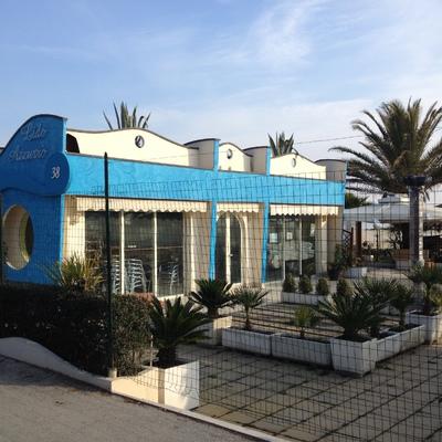 Progetto realizzazione stabilimento balneare Lido Azzurro