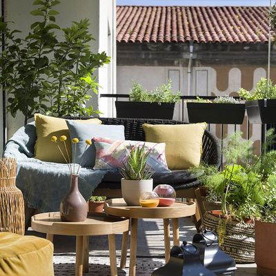 10 idee low cost per una terrazza al top