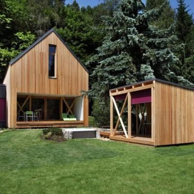 Case in legno: perché sceglierle
