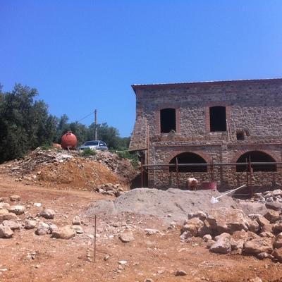 Ristrutturazione antico mulino