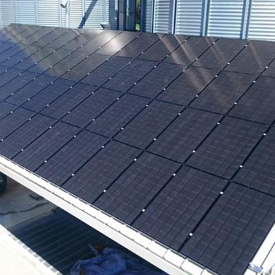 Sistema Fotovoltaico integrato architettonicamente