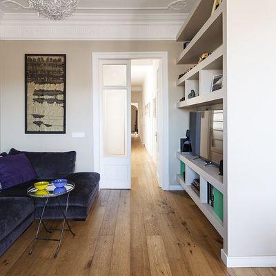 Arredare e organizzare gli spazi con una parete attrezzata in cartongesso