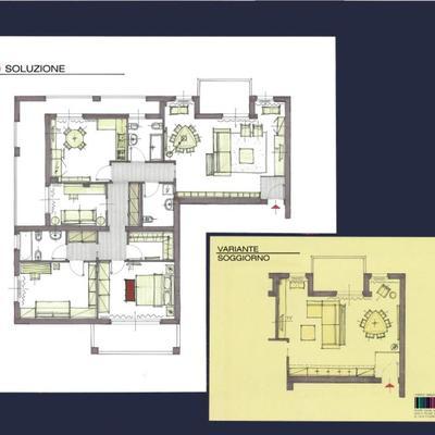 Progetto Appartamento Gaggiano
