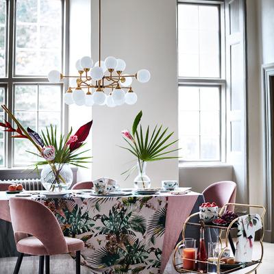 Porta Sanremo a casa tua con lo stile floral chic
