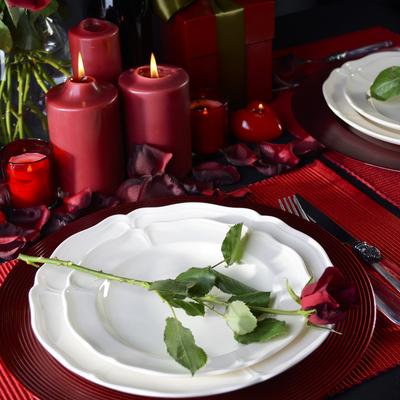 Come preparare la tavola per la cena di San Valentino