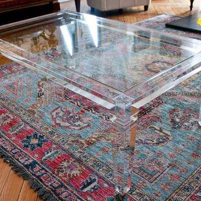 Tavolino da salotto a un piano