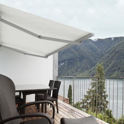 Installare tenda da sole casa ciamprisco caserta for Tenda terrazzo