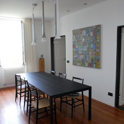 Progetto installazione Tendaggio lino