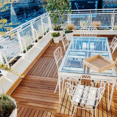 10 terrazze in attici da favola