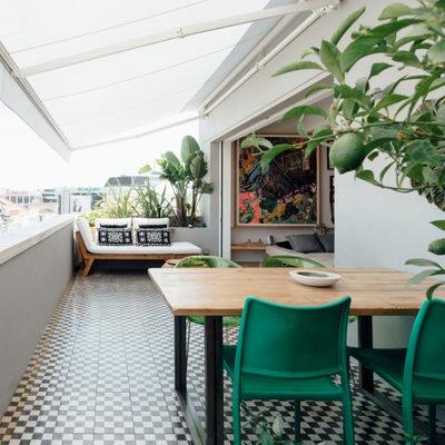 Stile urbano e fascino d'altri tempi: BA Apartment