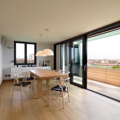 Idee e foto di costruzione case per ispirarti habitissimo for Progetto appartamento moderno