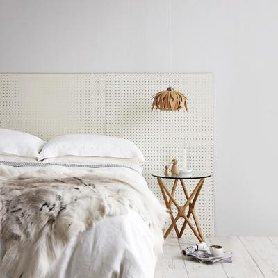 Pannelli forati, un DIY facile per decorare e organizzare
