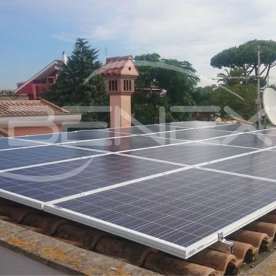 Impianto Fotovoltaico  con Accumulo da 4 kW