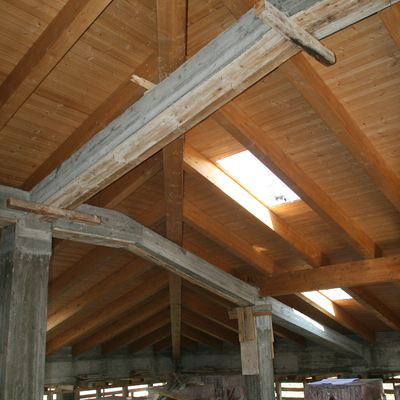 Progetti di copertura tetto per ispirarti habitissimo for Stili tetto tetto