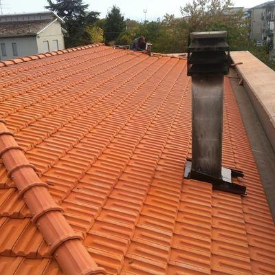 Rifacimento copertura tetto
