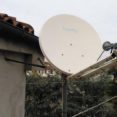 Antenna Satellitare Tooway