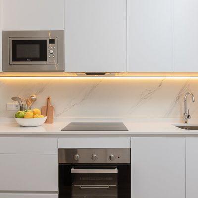 5 materiali da sogno per il top della cucina