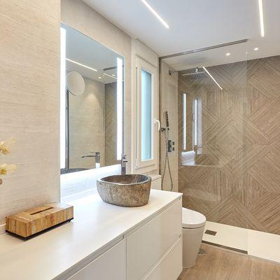 Materiali per un bagno a prova di Malati di pulito