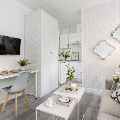 Come massimizzare lo spazio di un salotto con meno di 12 m2