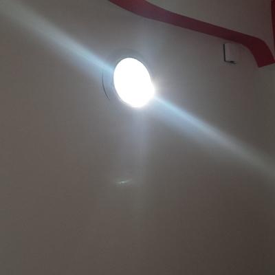 Installazione TUBO SOLARE in un appartamento con poca illuminazione naturale,sito nel Comune di Cetraro (CS)