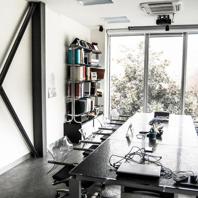 Progetto costruzione uffici ad Avellino (AV)