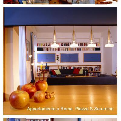 Appartamento in piazza San Saturnino