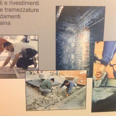 Progetto di riconsolidamento della struttura portante a Roma (RM)