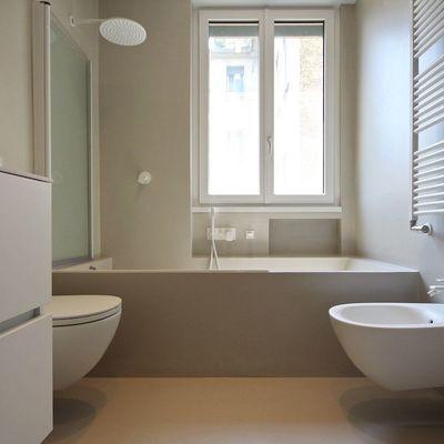Bagno piccolo? Avere una vasca è possibile!
