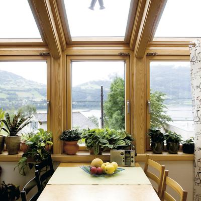 Come rendere fruibili gli spazi esterni con tettoie (anche d'inverno)