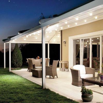 Realizza la veranda perfetta per la tua casa