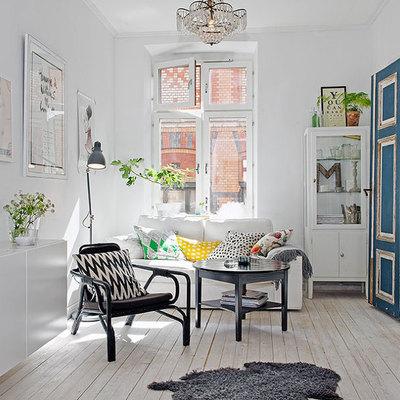 Il verde abbellisce gli interni: decorazioni con piante naturali