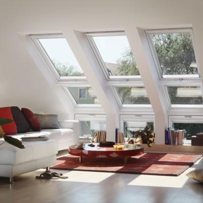 Idee e foto di finestre velux per ispirarti habitissimo for Finestre velux foto