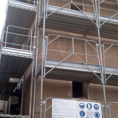 Progetto ristrutturazione Villetta Privata