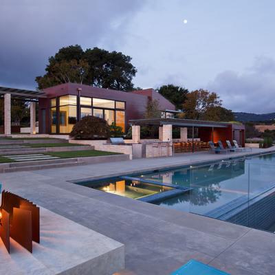 Villa a Saratoga, California