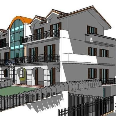 Progetto Costruzione Villa debenedetti