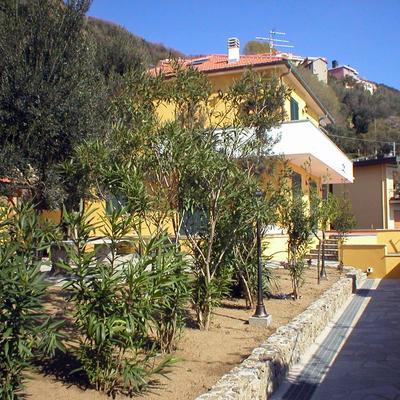 villa ex Borgna