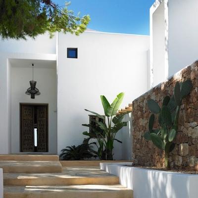 Una villa a Ibiza perfetta per trascorrere l'estate