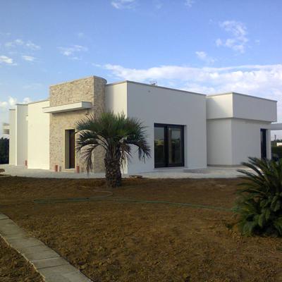 Idee di costruzione case per ispirarti pagina 2 for Progetto villa moderna nuova costruzione