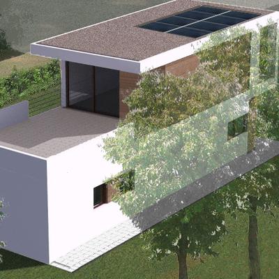 villa singola classe A