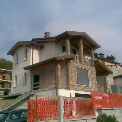 Progetto realizzazione Villetta Monofamiliare