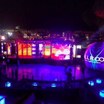Ballroom - discoteca Internazionali di Tennis
