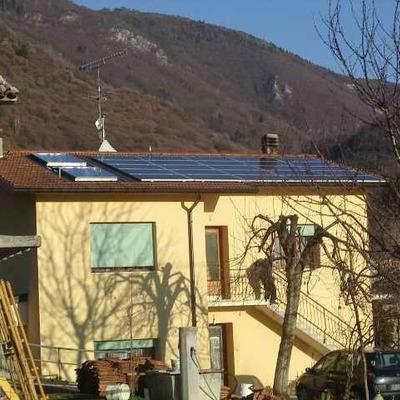 Progetto cappotto esterno e impianto fotovoltaico a Treviso (TV)