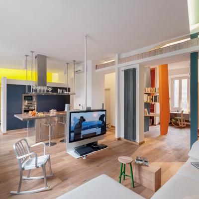 Ristrutturazione di un appartamento privato