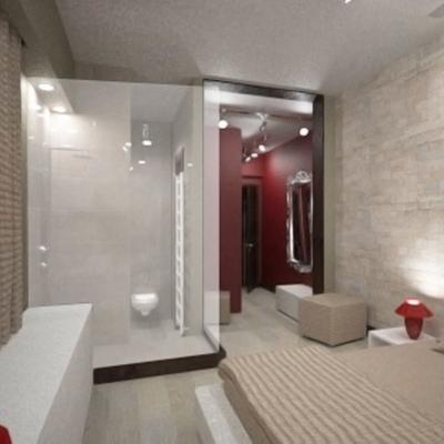 Progetto ristrutturazione di un appartamento a Empoli (FI)