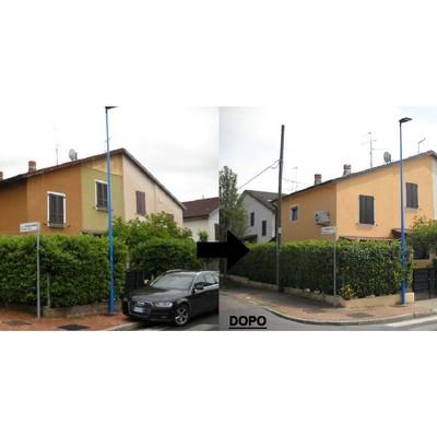 Ristrutturazione villetta marcolini a Brescia