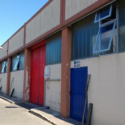 Finestre per capannone industriale