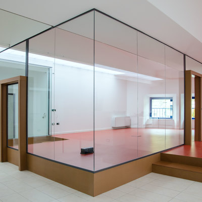 vista sala riunioni