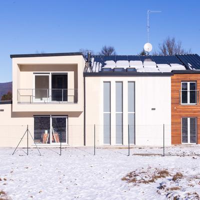 Villa in classe A4 Bodio Lomnago