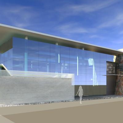 Progetto Uffici-Laboratori in Ladispoli (RM)