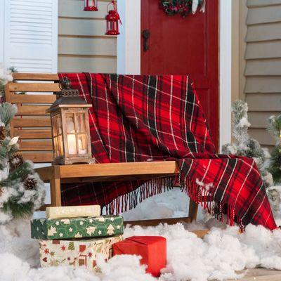 Preparare la terrazza (o il balcone) anche d'inverno